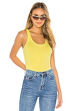 superdown Kilani Tank Top in Yellow