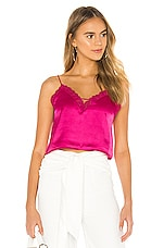 superdown Casey Lace Cami in Pink