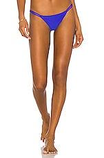 superdown x REVOLVE Alisha Strappy Bikini Bottom in Royal Blue