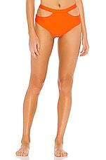 superdown Koral Bikini Bottom in Neon