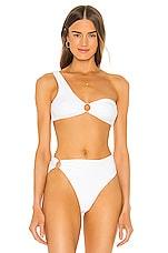 superdown Tyler Bikini Top in White