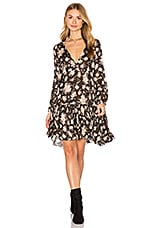 575a27128c Spell & The Gypsy Collective Gypsy Dancer Dress in Caviar | REVOLVE