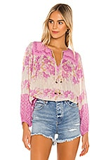 Spell & The Gypsy Collective x REVOLVE Coco Lei Blouse in Lilac