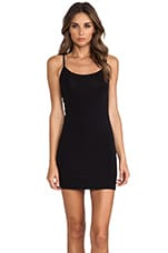Layers Cami Dress in Black