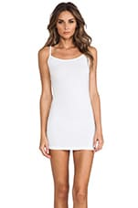 Layers Cami Dress in White