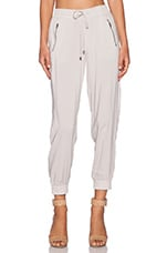 Rayon Voile Pant in Barley