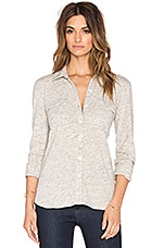 TOP BOUTONNÉ LONG SLEEVE