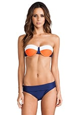 Sunblock Solids Top in Orange