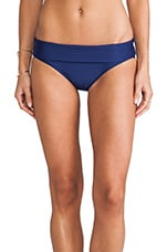 Malibu Stripe Bottom in Navy