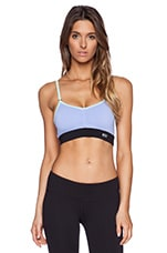 Brigitte Sports Bra in Mist & Laguna