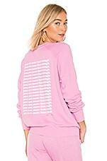 Spiritual Gangster More Than Classic Crew Sweatshirt in Sunset