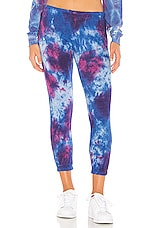 Spiritual Gangster Perfect Sweatpant in Nebulus Tie Dye