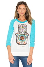 T-SHIRT HAMSA DAY OF THE DEAD