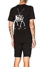 Stussy x Ken Price L.A. Riots Tee in Black