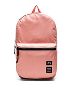 Stussy x Herschel Rip Stop Lawson Backpack in Pink