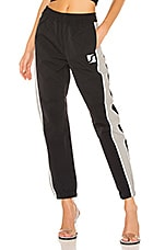 Stussy Autopark Contrast Pant in Black