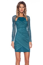 Your Body Dress in Teal
