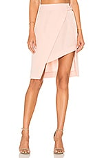 Layer Up Skirt in Blush