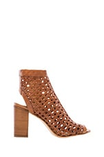 Meagan Sandal in Cognac