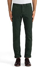 Slim Fit Chino in Olive