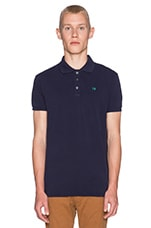 Classic Pique Polo in
