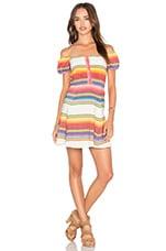 STELA 9 Valdez Dress in Multi