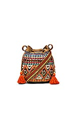 Sitaara Bucket Bag in Multi