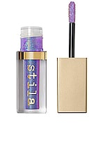 Stila Magnificent Metals Glitter & Glow Duo-Chrome Liquid Eye Shadow in Into the Blue