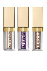 Stila The Highest Realm Glitter & Glow Liquid Eyeshadow Set in Forever, Infinite & Eternal