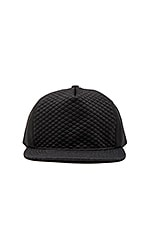 CASQUETTE DE BASEBALL DIAMOND QUILTED