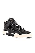 Stratica International Elysses Court Shoe in Black