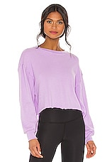 STRUT-THIS X REVOLVE Sonoma Sweatshirt in Lilac
