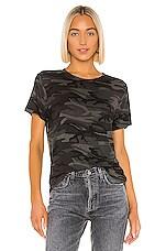 STRUT-THIS Georgia Shirt in Black Camo