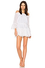 Suboo Hold On Dress in White