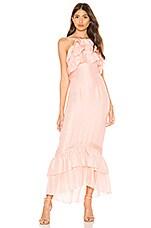Suboo Real Love Maxi Dress in Peach
