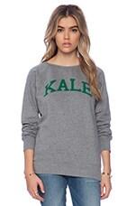 sub_urban RIOT Kale Sweatshirt in Heather Grey