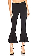 Janette Pant in Black