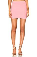 Slim Skirt in Amaryllis