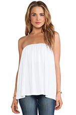 Chloe Strapless Top in Sugar