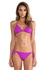 Tie String Bikini Top in Supernova