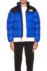 The North Face 1996 Retro Nuptse Jacket in TNF Blue