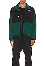 The North Face 95 Retro Denali Jacket in Night Green