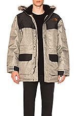 09f1a4f15 The North Face McMurdo Parka III With Faux Fur Trim in Monument Grey ...