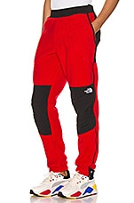 The North Face 95 Retro Denali Pant in TNF Red