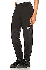 The North Face Graphic Collection Fleece Pant in TNF Black