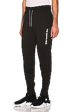 The North Face NSE Graphic Pant in TNF Black