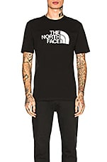The North Face Half Dome Tee in TNF Black