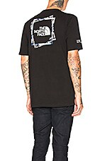 The North Face S/S Modified Heavyweight Tee in TNF Black