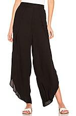TAVIK Swimwear Luna Pant in Black
