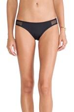 Jayden Bikini Bottom in Black